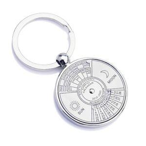Perpetual Calendar Keychain
